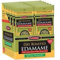 New Fat Burning Snack gets thumb up by Diet Free Life. One pack of these Dry Roasted Edamame has 200 calories, 22g protein, 7g of carbs and 10g of fiber. #dietfreelife www.Mydietfreelife.com