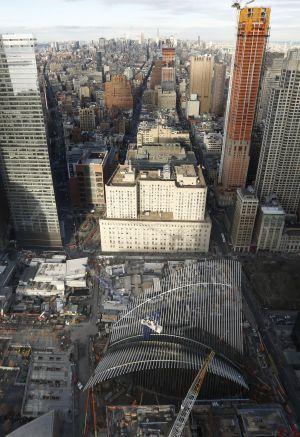 'El pajaro de Calatrava'. La estación de trenes del arquitecto para Nueva York suscita una amplia controversia. El diseñador dice que será emblemática