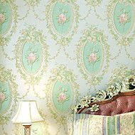 New Rainbow™ Retro Wallpaper Floral Environmental... – USD $ 42.99