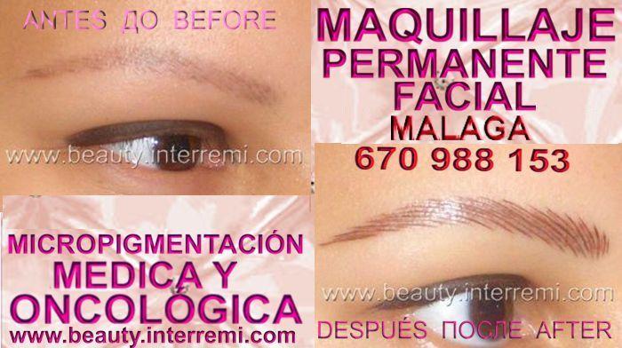 maquillaje permanente malaga http://www.beauty.interremi.com/ INVITAMOS A AMPLEAR NUESTRAS OFERTAS EN MALAGA: 1 . MICROPIGMENTACIÓN CEJAS PELO A PELO , DERMOPIGMENTACION DE PELO A PELO CEJAS ( también denominada como : maquillaje permanente , maquillaje semipermanente perfectas cejas , Micropigmentación médica )