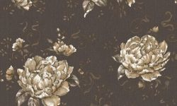 Tapet vinil elegant trandafiri 7228 Cristiana Masi Amica