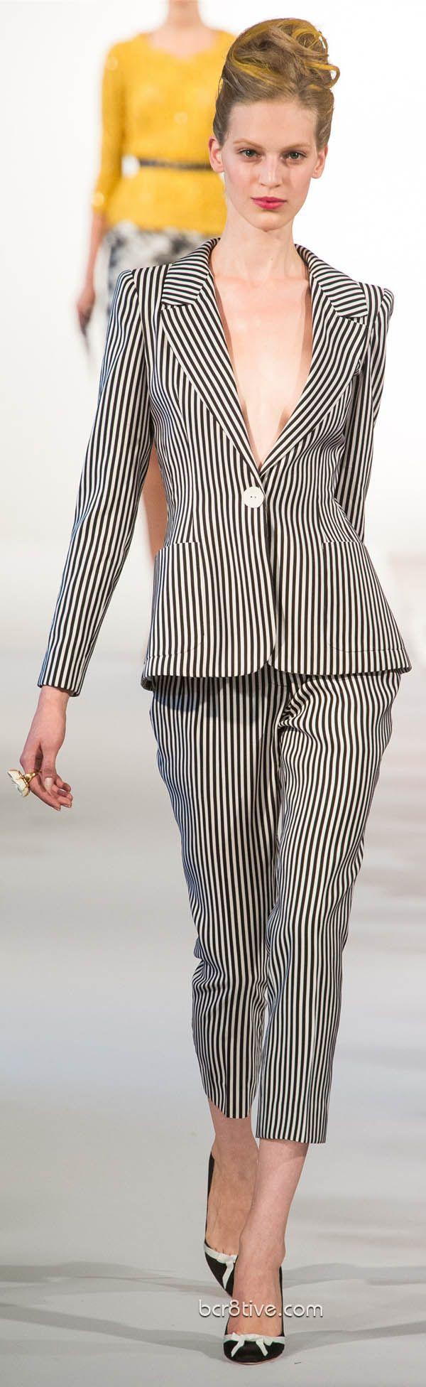 101 best images about women in suits on pinterest ralph for Oscar de la renta candles