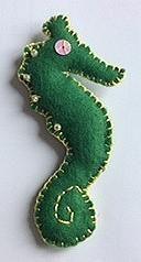 Babyr seahorse
