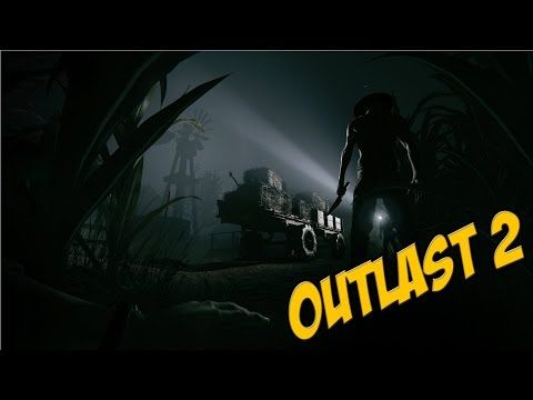 CHILDREN OF THE CORN TIME - Outlast 2 Gameplay Ep3 - YouTube