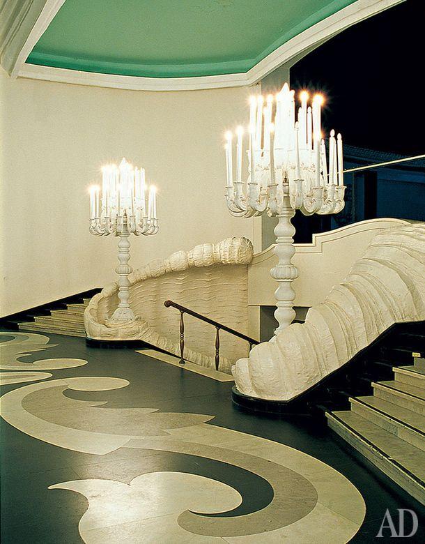 Design HistoryVintage InteriorsArt Deco StyleHollywood RegencyPalm