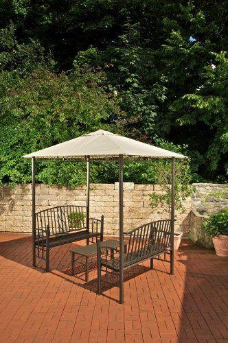 12 best Gartenbank mit Dach images on Pinterest