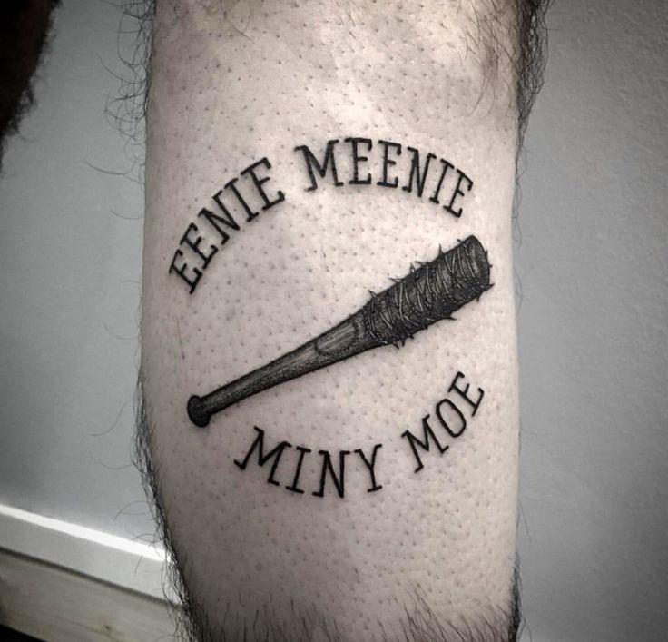 Best 25+ Walking Dead Tattoo Ideas Only On Pinterest