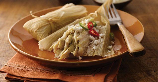 Recette argentine, les tamales recette argentine - Feuille de choux
