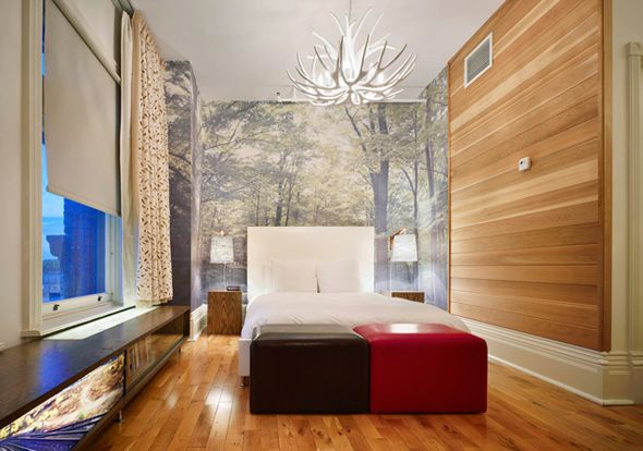 Canadiana Room at Gladstone Hotel in Toronto