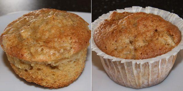 Spændende æblemuffins med et hint af lakrids er ligetil at give sig i kast med. Glimrende til alt fra (luksus)madpakken til kaffeslabberas og større festivitas.