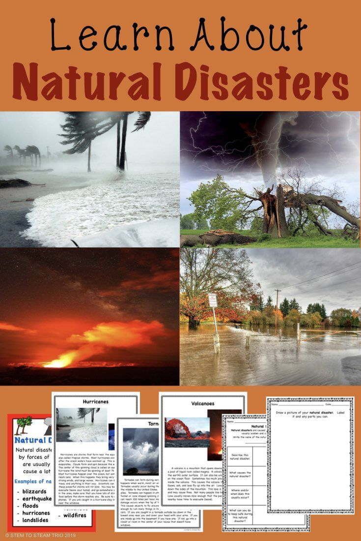 Natural Disasters Reading Passages Informational Reading Passages Informational Reading