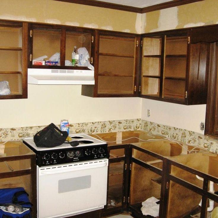 Cheap Kitchen Remodeling: 25+ Best Cheap Kitchen Remodel Ideas On Pinterest