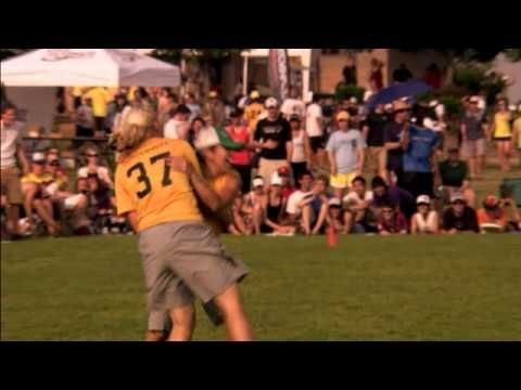 how to play ultimate frisbee video