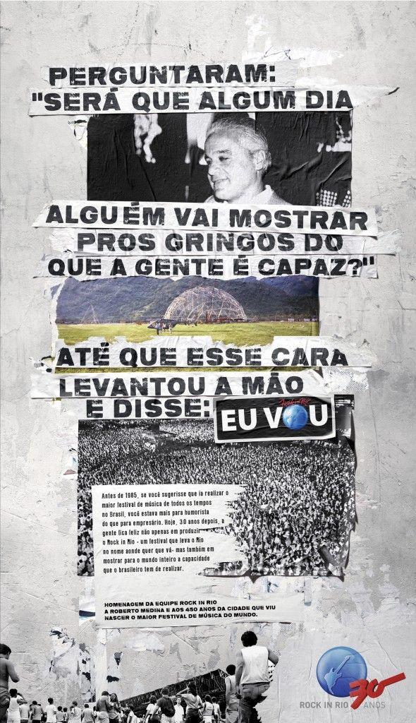 Rock in Rio 30 anos   Clube de Criação