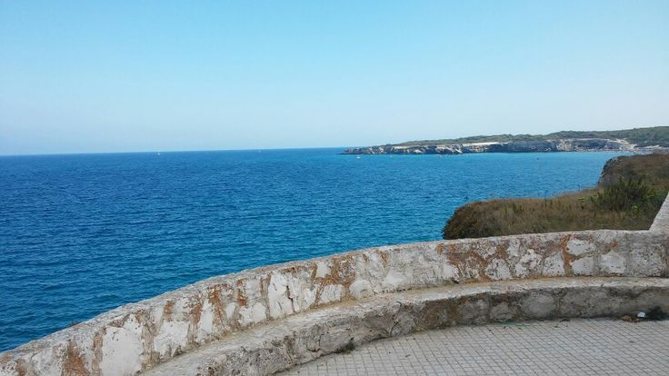 The infinity of the sea... Puglia, I T A L Y