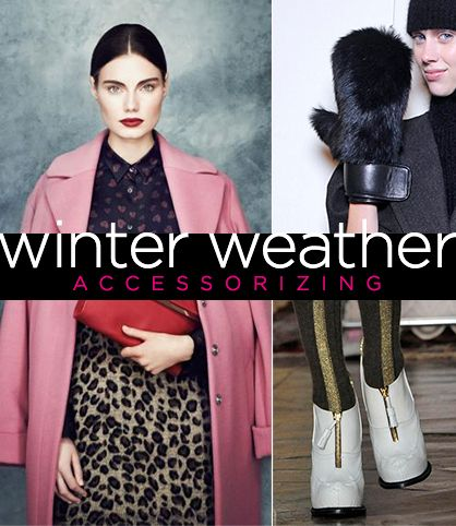 Accessory Trends for Winter Weather