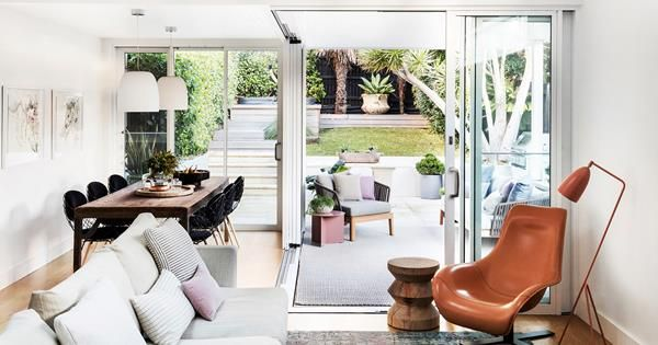 This freshly renovated home in Manly, NSW was beautifully finished but lacking in personality. When the owners sent out a style SOS, it was answered with flair by interior design Megan Brown. See the results!