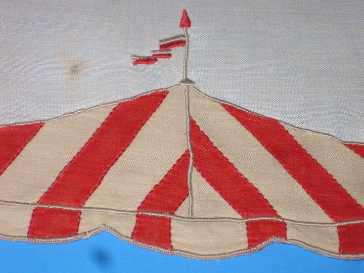 Vintage Marghab Tent Towel Hard to Find | eBay
