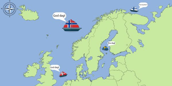Scandinavian Countries And Their Problems
