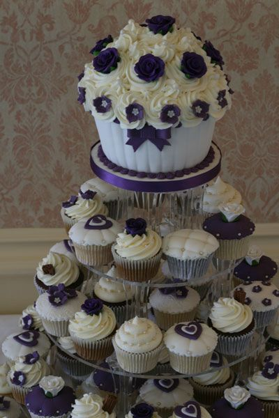 wedding cake and cupcakes purple 564 best images about wedding cake and cupcakes on 21733