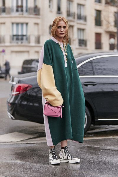 Paris Fashion Week Fall 2019 Attendees Pictures