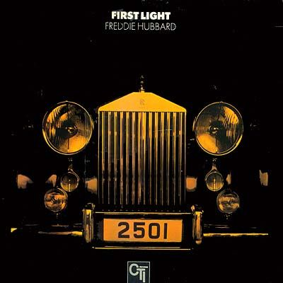 Freddie Hubbard -  First Light   Back Cover
