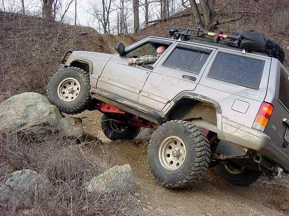 Ls2edGTO 2000 Jeep Cherokee 28268420015_large