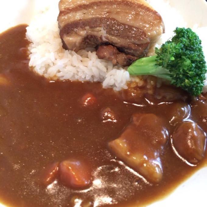 プラチナポーク角煮カレー@ 源喜屋 盛岡クロステラス店