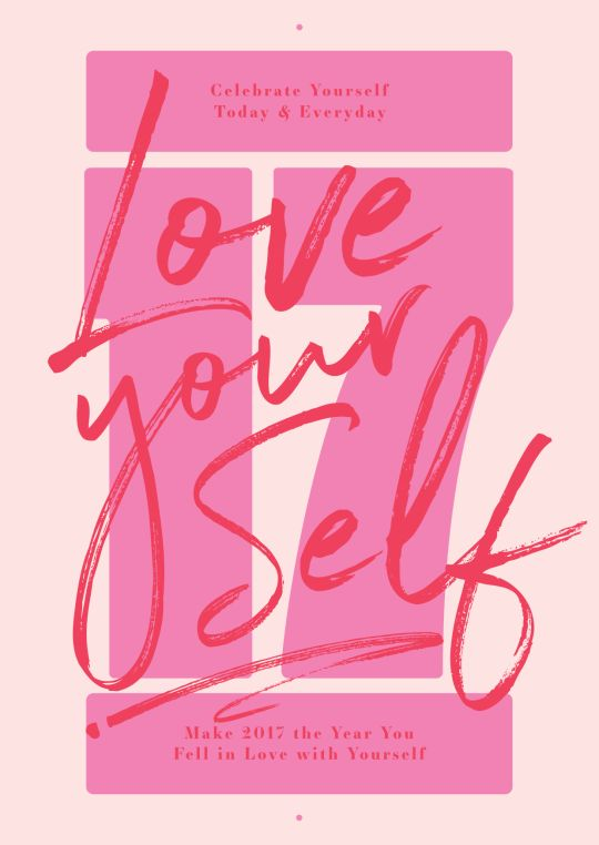 Rachel Caires (New York) Valentine 2017. This email encouraging recipients to fall in love with themselves first is simply brilliant.