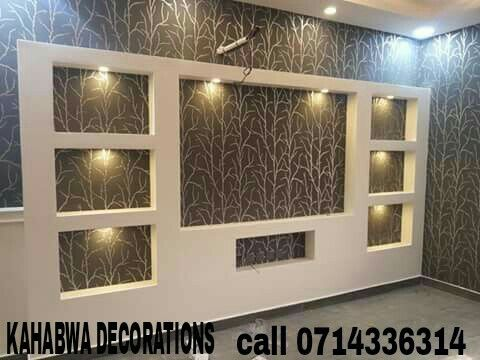 Pin By Nurdin M On Gypsum Ceiling Design Tv Wall Decor
