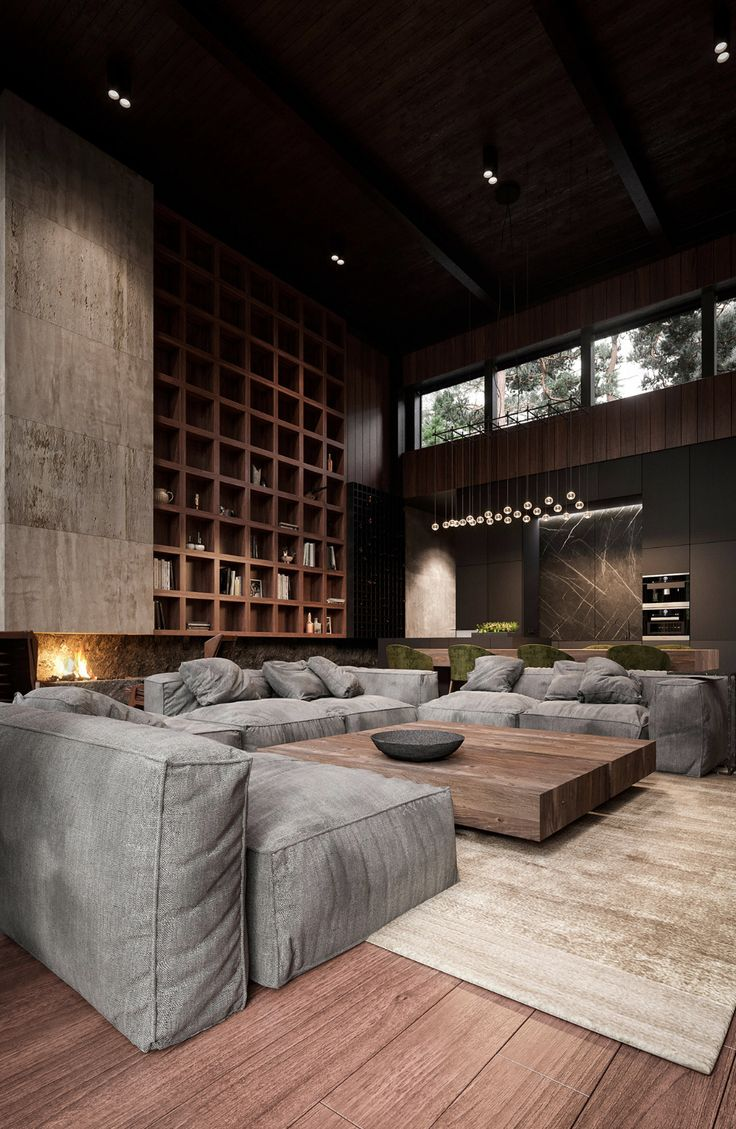Inspirational Living Rooms designed to act as your home's ...
