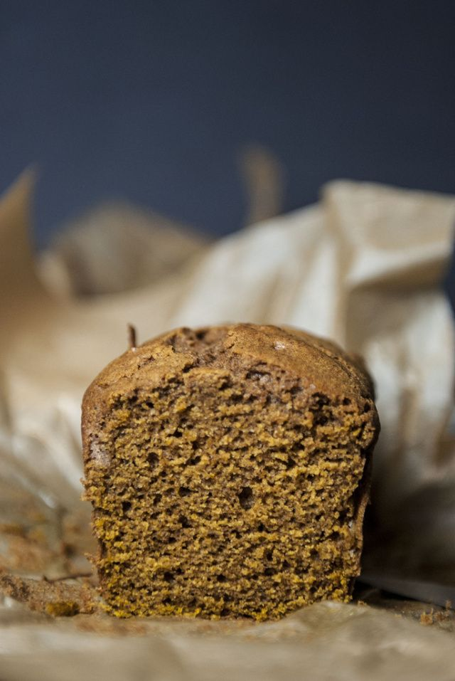 pumpkin tea cake // sweetsonian