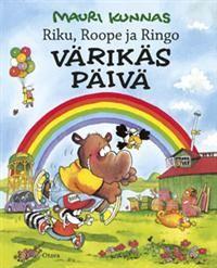 Riku, Roope ja Ringo