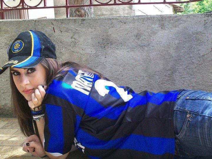 Inter Milan girl