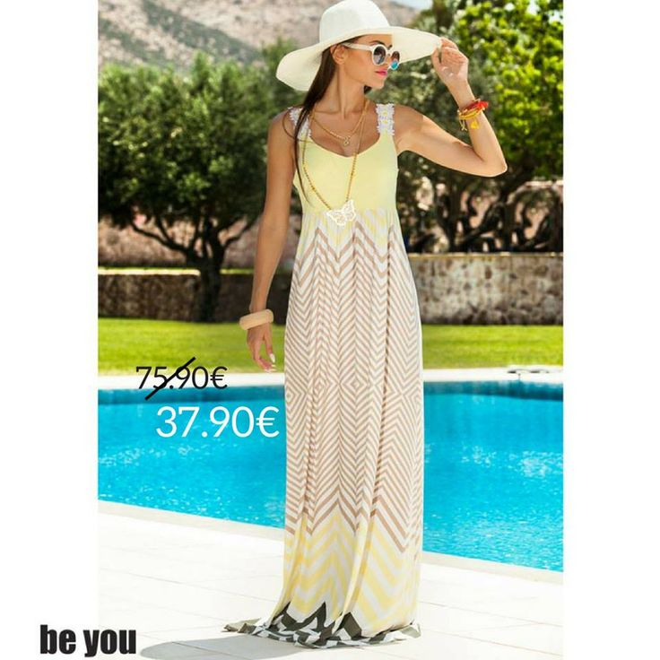 Nothing like catching the last rays of sun.. Φόρεμα > http://goo.gl/J3fJrl #colors #summer #sales #beyoucomgr #sexy