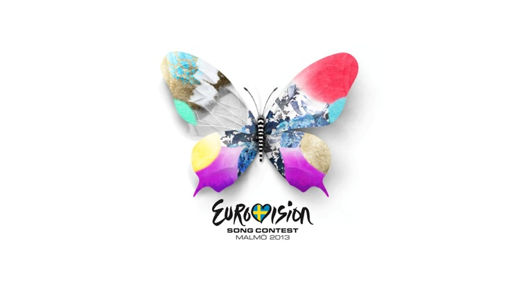 This year, we celebrate Eurovision Song Contest under the slogan 'We Are One'. Theme art consists of a colorful butterfly!