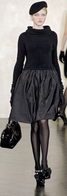 Ralph Lauren, Autumn/Winter 2007, Ready to Wear