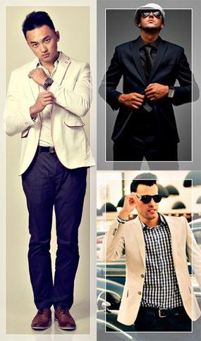 Cocktail attire collage 2