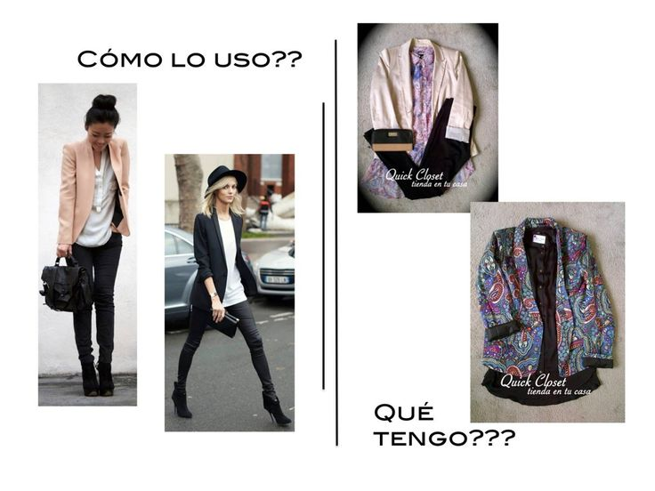 #blazer #fashion #streetwear #quickcloset #jeans #tips #outfits #consejos #paranoolvidar #chic