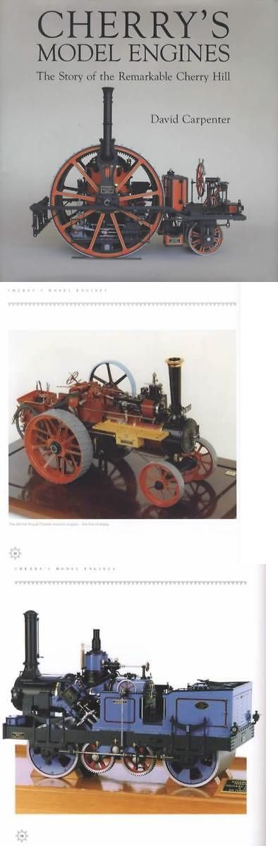 Price Guides 99847: Cherry S Hill S Antique Model Engines: Farm, Steam, Train -> BUY IT NOW ONLY: $40.5 on eBay!