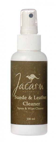 6703 Suede & Leather Cleaner By Jacaru. Ideal for Suede, nubuck and leather hats, jackets and shoes.