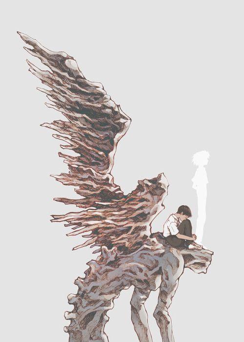 anime, evangelion, and shinji image