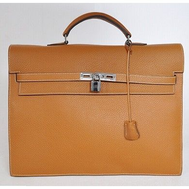 Shopping Hermes Kelly depeche briefcase online outlet
