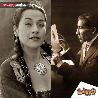 Yma Sumac and Martin Chambi, two great peruvians. #ymasumac #martinchambi #peru #inkamadness