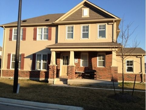 Beautiful 4 Bedroom Detached House For Rent (Milton, On ...