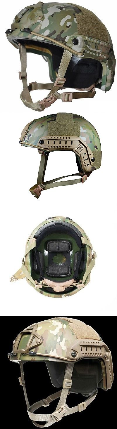Body Armor and Plates 102537: Multi-Cam High Cut (Special Forces) Lvl Iiia Ballistic Kevlar Helmet -> BUY IT NOW ONLY: $298 on eBay!