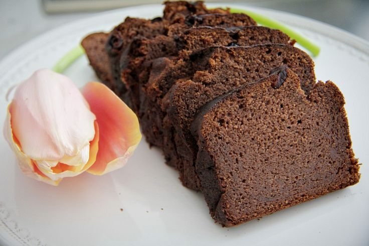 Bananowe brownie - healthy plan by ann