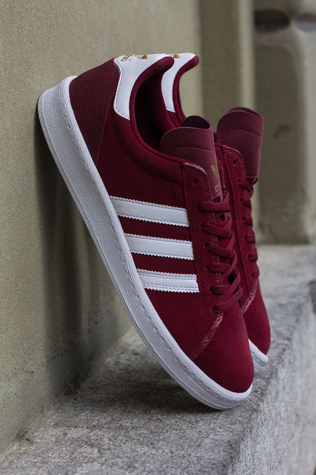 "Adidas Campus AS Cardinal Red. I guess these can be ""classic"", I had some in red when I was about 10 years old"