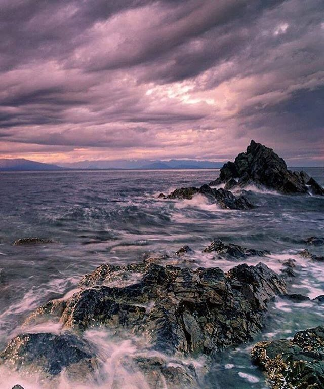 The Rocks at Piper's Lagoon Marine Park, Nanaimo / jeffhinman88 via IG —