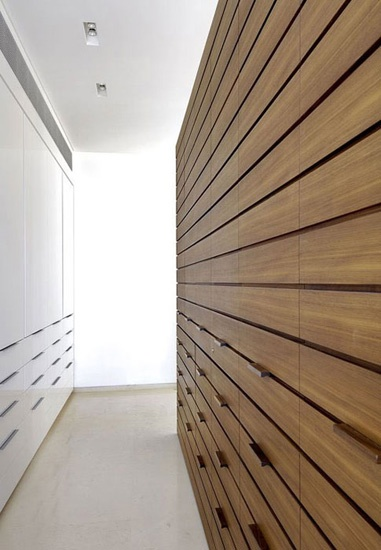 :: DETAILS :: INTERIORS wood panelling and millwork details designed by Pitsou Kadem architect #interiors